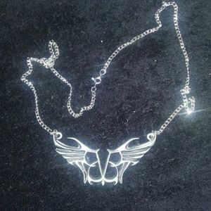 Hot Topic Black Veil Brides Necklace